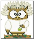 Mad Scientist Ollie Owl Full Kit